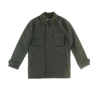London Fog military field jacket. Lined size L